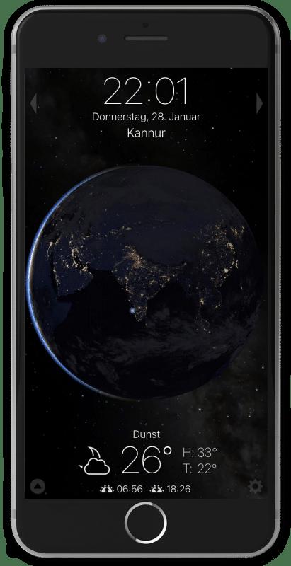Die besten iPhone Apps für holistische Blogger und Freelancer Living Earth