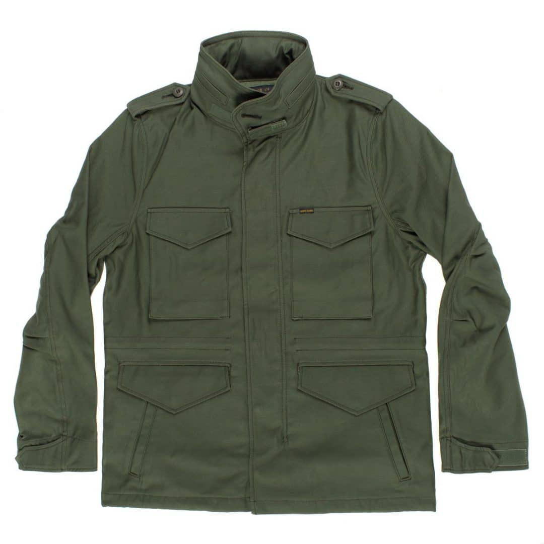 Iron Heart M65 Field Jacket IHM 27 OLV