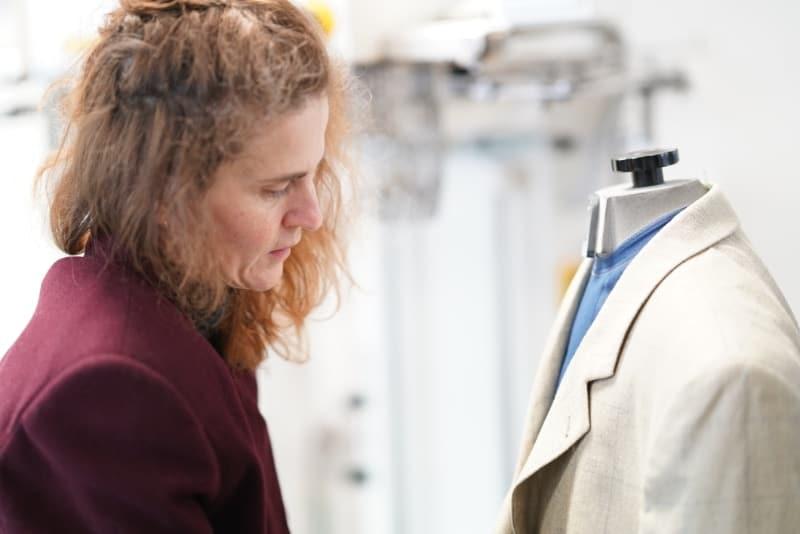 St. Pauli Textilreinigung Jacket Schritt 3