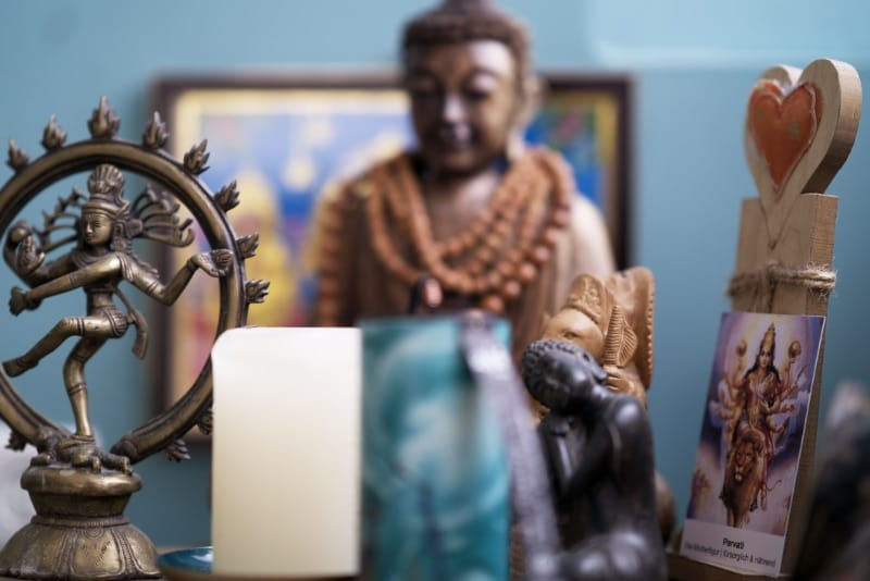 Die Puja von Peace Out Yoga im Human Posture Blog